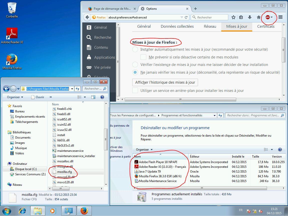 Deploiement et mise a jour de logiciels par GPO sur Serveur AD
